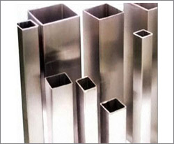 Stainless Square Tubes
